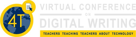 4T Virtual Conference on Digital Writing Conference logo