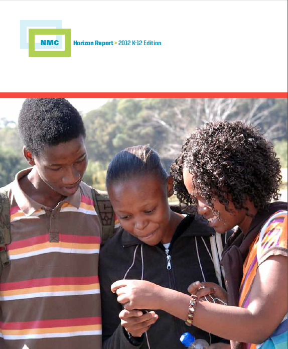 2012 Horizon Report K12