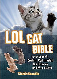 LOLCat Bible book cover