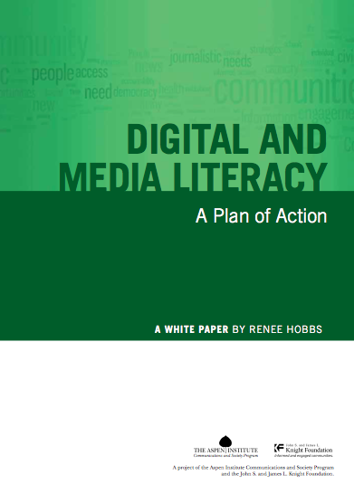 Digital and Media Literacy: A Plan of Action (PDF)
