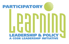 Participatory Learning: Leadership & Policy Logo