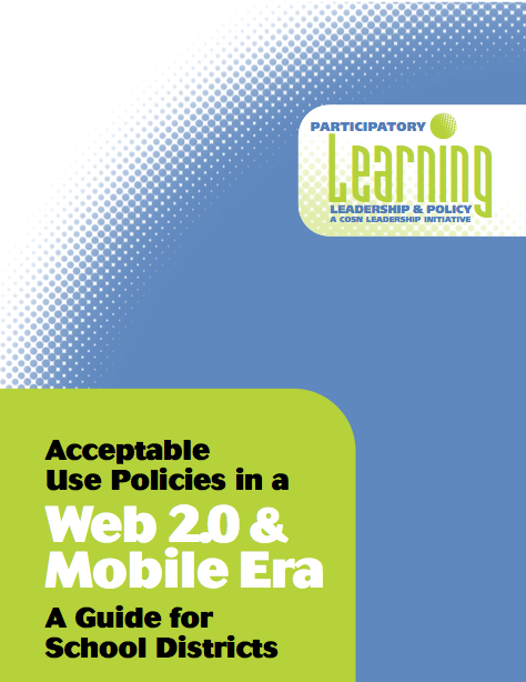 Acceptable Use Policies in a Web 2.0 & Mobile Era Cover