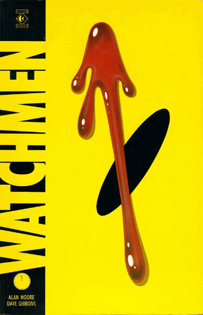 Watchmen - Alan Moore & Dave Gibbons