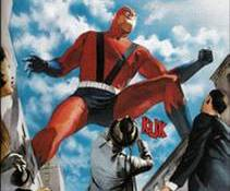 Marvels - Kurt Busiek and Alex Ross
