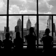 Philadelphia Skyline McKeehan Alliance for Young Authors and Writers