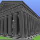 Brendan's Parthenon Exterior