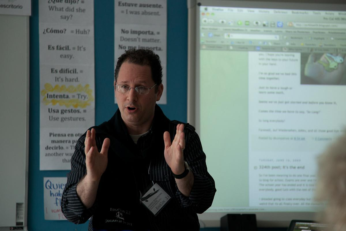 Darren Kuropatwa: Fostering Voice, Ownership, and Understanding Online