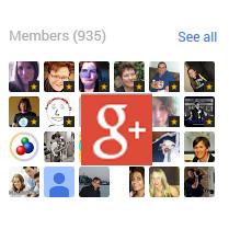 Setting up Google Plus for Community