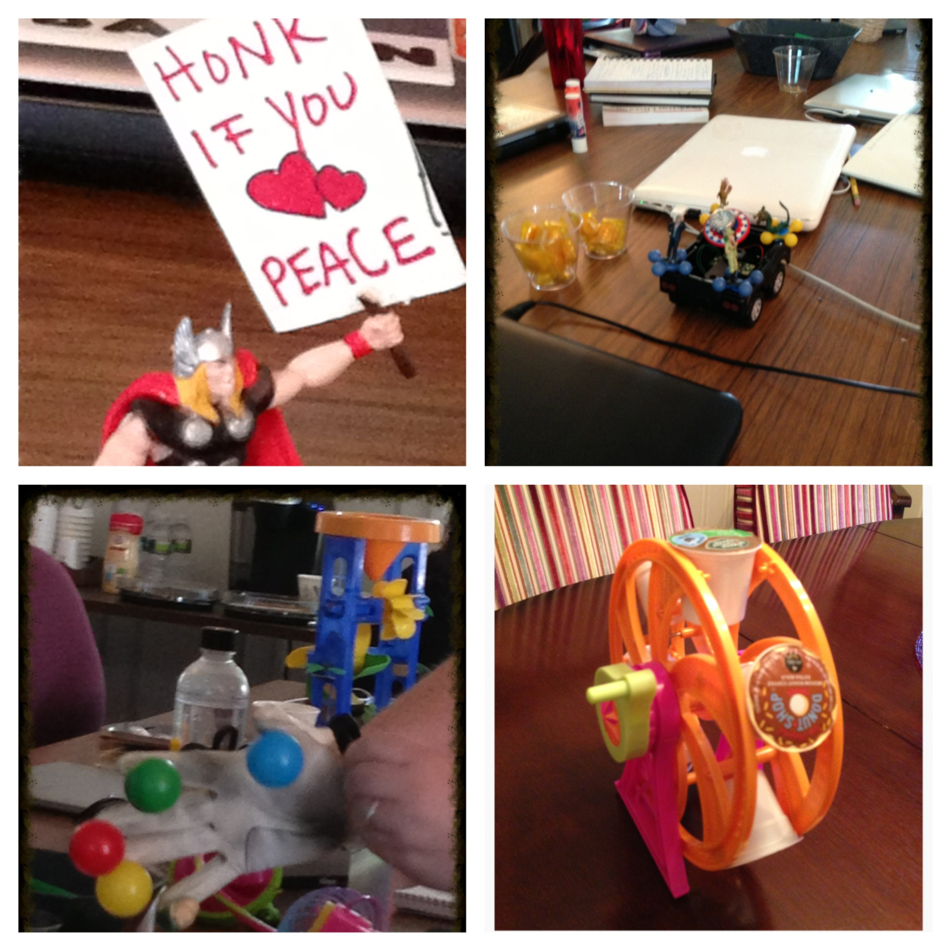 Hacking Toys and Sparking Revolutions: #CLMOOC as a catalyst for creative and critical thinking