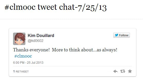 Twitter chats: Deeper than you might think